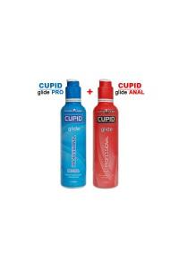 Cupid Glide Natural 200ml + Cupid Glide Anal 200ml